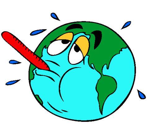 imagenes graciosas para un enfermo dibujo de calentamiento global pintado por toy enfermo en