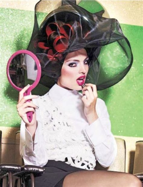 beauty salon sissy under hair dryer 1000 images about netted under dryer on pinterest