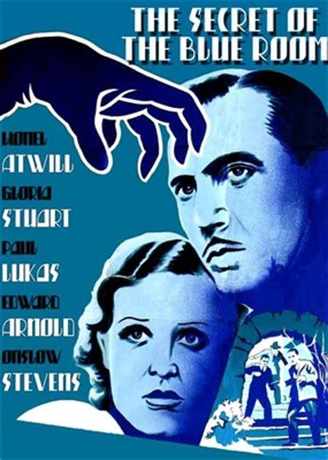 The Secret Of The Blue Room by Secret Of The Blue Room 1933 Vintage45 S