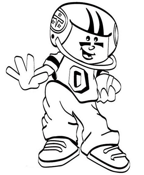 coloring pages of nfl players pin nfl players colouring on pinterest