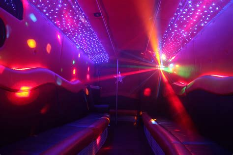Toilet Interior Pink Fire Engine Party Bus Hire Northern Ireland Belfast