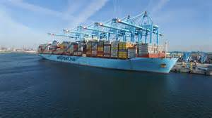 minimal container volume growth at port of rotterdam amid