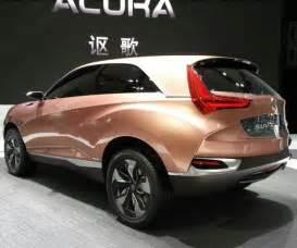 Acura Rdx 2018 Redesign 2018 acura rdx changes specs release date
