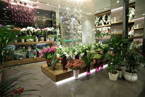 Flower Store by Flowers 187 Retail Design