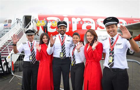 airasia indonesia pilot recruitment first cae trained mpl airasia cadets now flying as