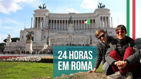 TURISMO EM ROMA: UM GUIA COMPLETO | 24H NA CAPITAL DA