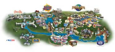 Universal Orlando Map 2015 by Universal Orlando Tickets And Discounts