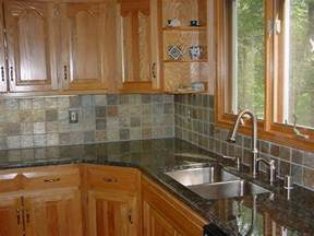 Backsplash For Kitchen by Tile Designs For Kitchen Backsplash Home Interior