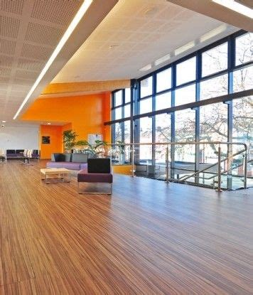 Eternal Safety Vinyl - a combination of forbo flooring system s eternal project