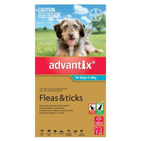 advantix 2 for dogs advantix medium aqua petbarn