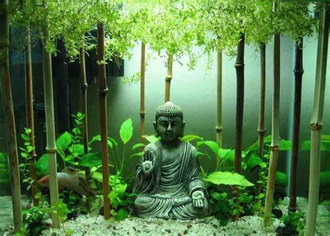 buddhist decor buddha aquarium decor decor ideasdecor ideas