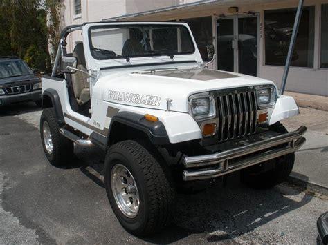 1991 Jeep Wrangler Sale 1991 Jeep Wrangler For Sale In Ta Fl