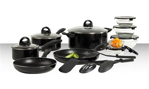 17 kitchen starter set groupon goods