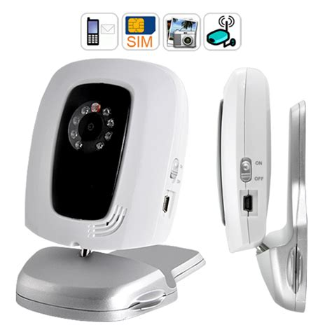 cool home security cameras gsm remote security