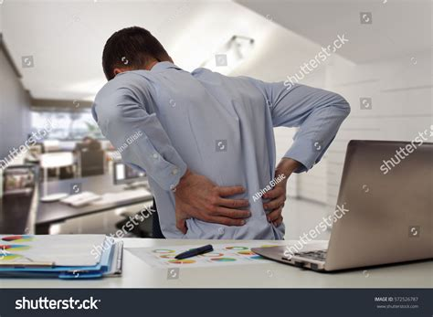 Office Relief Business Back Office Stock Photo 572526787