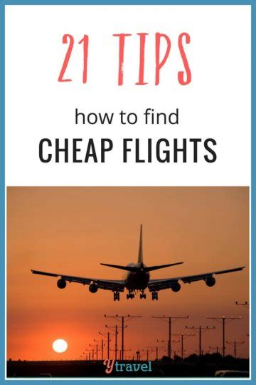 best flights cheap airfares find out how much you can 21 tips for finding cheap flights y travel blog