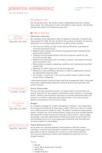 Us It Recruiter Resume Sle by Recruiter Sle Resume Sle Of Agenda Of Meeting Format