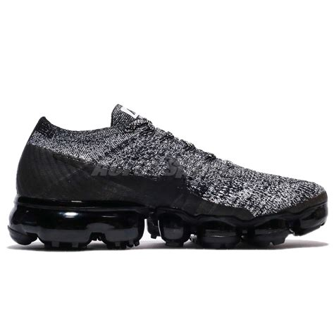 Nike Air Vapormax Flyknit Oreo 2 0 wmns nike air vapormax flyknit oreo 2 0 cookies and shoes 849557 041 ebay