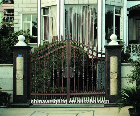 selling iron gate designs for homes buy