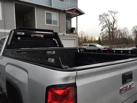 truck bed rail system now trending truck bed rails from highway products
