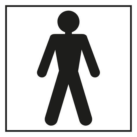 male bathroom symbol male toilet sign images clipart best