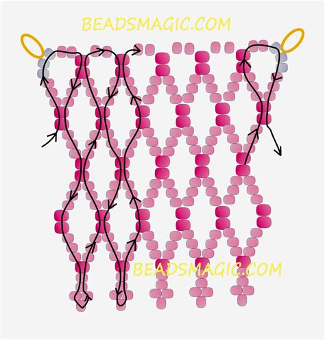 free beading patterns seed begendiklerim on bead crochet patterns bead