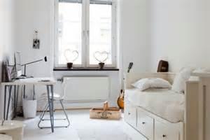 Beautiful Deco De Chambre Adulte #4: Deco-chambre-ado-blanche.jpg
