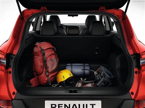 renault kadjar trunk renault kadjar 2016 picture 90 of 105