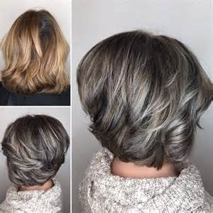 transitioning to gray hair with lowlights 25 best ideas about gray hair transition on pinterest