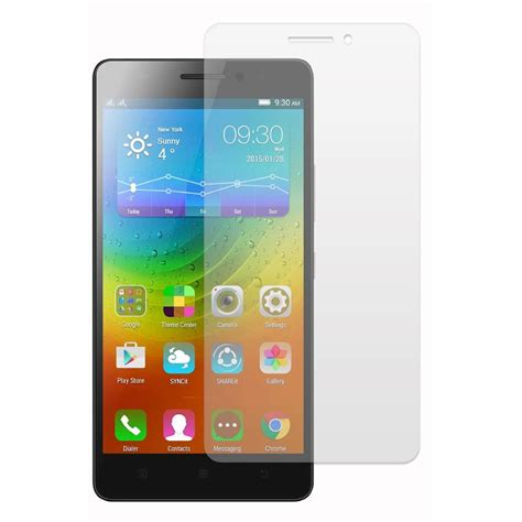 Tempered Glass Protection Screen Lenovo K3 Note A7000 chevron tempered glass screen protector guard for lenovo a7000 lenovo k3 note at just rs 95