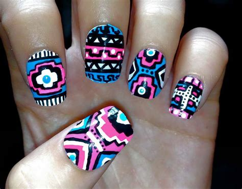 cool easy nail designs for nails trend manicure