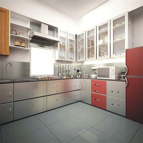 Kitchen Cabinets Pune Designer Modular Kitchen With Chimney Hub In Nandan Insp