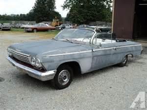 1962 Chevrolet For Sale 1962 Chevrolet Impala For Sale In Creston Ohio Classified