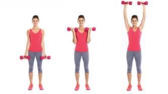 Arm toning exercises womensfitness co uk