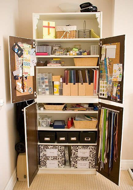 25 best ideas about craft cupboard on pinterest back great organization just a cool idea pinterest