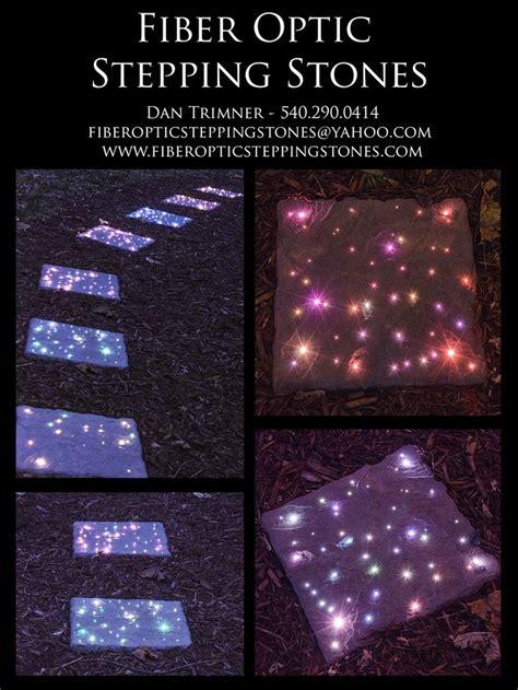 fiber optic solar lighting garden best fiber optic images on fibre optic solar