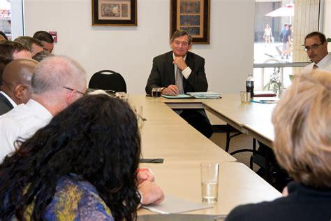 CSU Chancellor Visits CSUN   CSUN Today