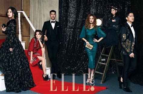 actor in yg yg actors featured in elle korea s quot share happiness