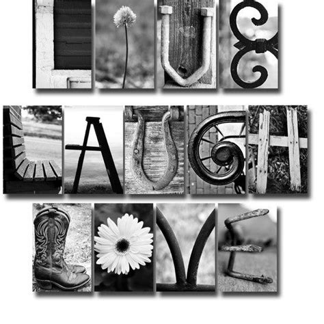 printable letters made out of objects 25 best images about objects that look like letters on