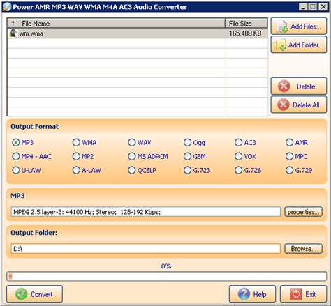 format audio converter m4a to mp3 converter