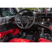 NAIAS The 2018 Toyota Camrys AGGRESSION Continues On