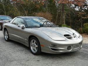2002 Pontiac Firebird Trans Am Ws6 2002 Pontiac Firebird Trans Am Ws6 Coupe 2 Door 5 7l