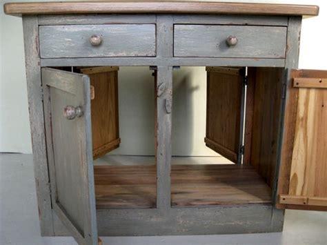 barn wood kitchen island ecustomfinishes barn wood kitchen island work station ecustomfinishes