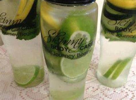 Janet And Greta Detox Water by Flush And Detox Water Recipe Just A
