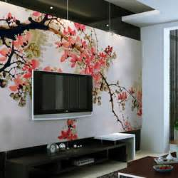 mural stunning painting ideas for modern wall decoration