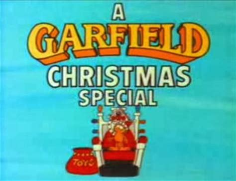 A Garfield Special - top 10 shows to confessions of a