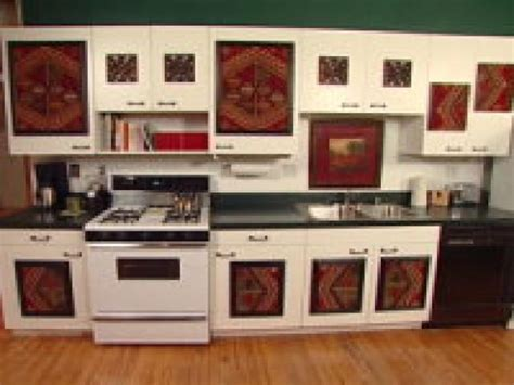facelift for kitchen cabinets clever kitchen ideas cabinet facelift hgtv