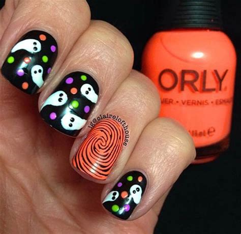 halloween themed nails 30 halloween nails art designs ideas 2016 fabulous