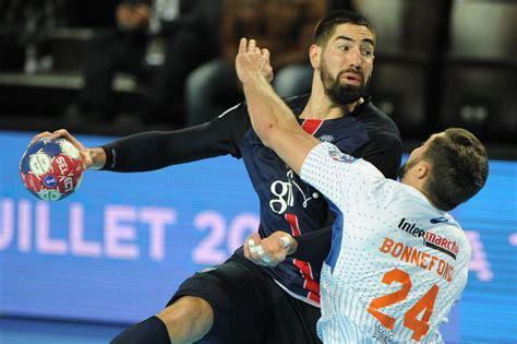 joueur psg 2016 handball le psg 224 un souffle du titre de chion de