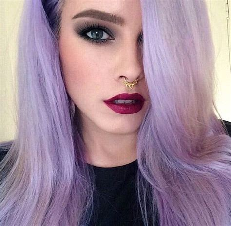 the violet hair makeover untitled image 2732679 by miss dior on favim com